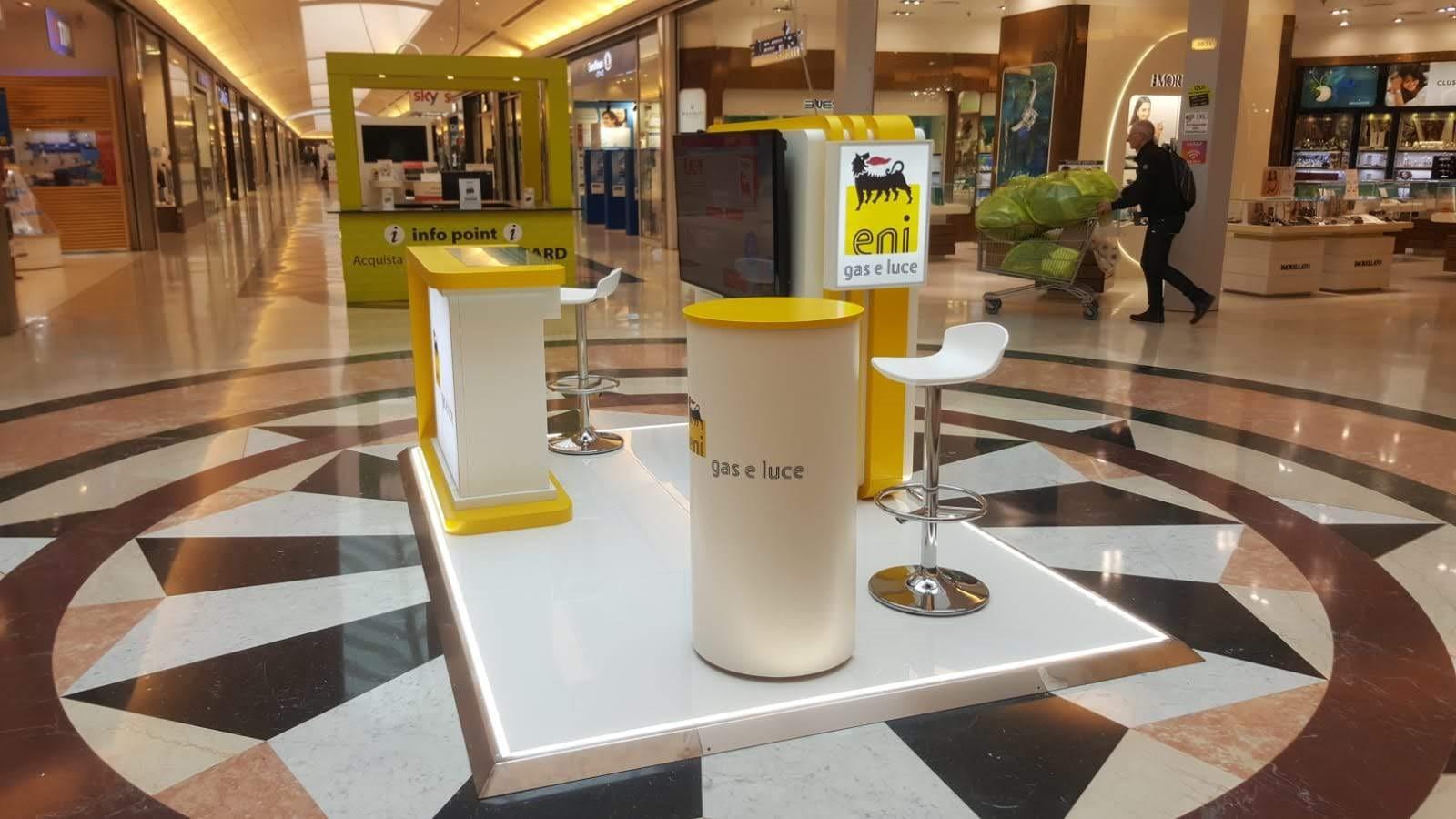 ENI gas e luce conferma Acqua Group come partner nei Mall ...